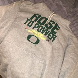 Large Nike Oregon 2012 Rose Bowl Champs